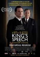 The King's Speech - Romanian Movie Poster (xs thumbnail)