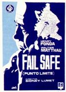 Fail-Safe - Spanish Movie Poster (xs thumbnail)