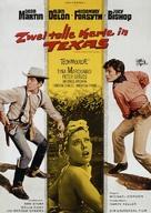 Texas Across the River - German Movie Poster (xs thumbnail)