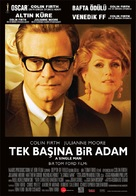 A Single Man - Turkish Movie Poster (xs thumbnail)