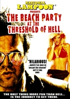 The Beach Party at the Threshold of Hell - DVD cover (xs thumbnail)