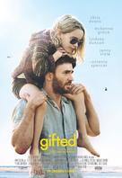 Gifted - South African Movie Poster (xs thumbnail)