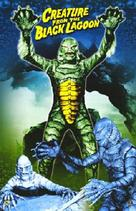 Creature from the Black Lagoon - Movie Cover (xs thumbnail)