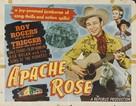 Apache Rose - Movie Poster (xs thumbnail)