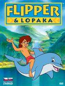 """""""Flipper & Lopaka"""" - Czech DVD cover (xs thumbnail)"""