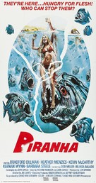 Piranha - Movie Poster (xs thumbnail)