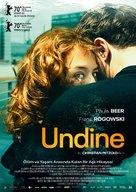 Undine - Turkish Movie Poster (xs thumbnail)