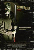 Sportkill - Movie Poster (xs thumbnail)