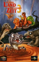 The Land Before Time 3 - German Movie Cover (xs thumbnail)