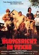 The Texas Chain Saw Massacre - German Movie Poster (xs thumbnail)