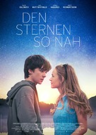 The Space Between Us - German Movie Poster (xs thumbnail)