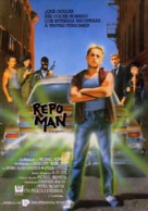 Repo Man - Spanish Movie Poster (xs thumbnail)