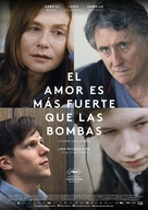 Louder Than Bombs - Spanish Movie Poster (xs thumbnail)