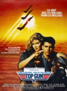 Top Gun - French Movie Poster (xs thumbnail)