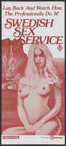 Sechs Schwedinnen von der Tankstelle - Australian Movie Poster (xs thumbnail)
