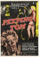 Peeping Tom - British Movie Poster (xs thumbnail)