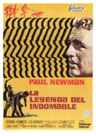 Cool Hand Luke - Spanish Movie Poster (xs thumbnail)