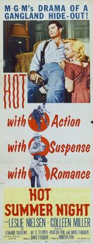Hot Summer Night - Movie Poster (xs thumbnail)