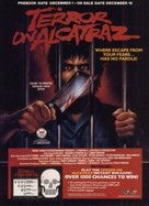 Terror on Alcatraz - Movie Poster (xs thumbnail)