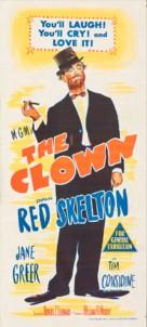 The Clown - Australian Movie Poster (xs thumbnail)