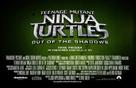 Teenage Mutant Ninja Turtles: Out of the Shadows - Logo (xs thumbnail)