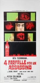 Straight on Till Morning - Italian Movie Poster (xs thumbnail)