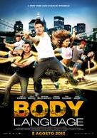 Body Language - Italian Movie Poster (xs thumbnail)
