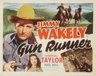 Gun Runner - Movie Poster (xs thumbnail)