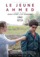 Le jeune Ahmed - Belgian Movie Poster (xs thumbnail)