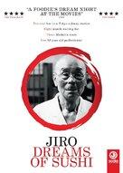Jiro Dreams of Sushi - British DVD cover (xs thumbnail)