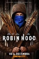Robin Hood - Slovak Movie Poster (xs thumbnail)