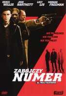 Lucky Number Slevin - Polish Movie Cover (xs thumbnail)