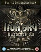 Iron Sky - British Blu-Ray cover (xs thumbnail)