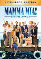 Mamma Mia! Here We Go Again - Danish Movie Cover (xs thumbnail)