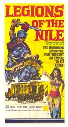 Le legioni di Cleopatra - Movie Poster (xs thumbnail)