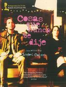 Cosas que nunca te dije - Spanish DVD cover (xs thumbnail)