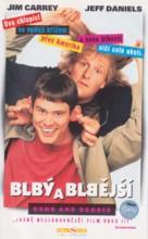 Dumb & Dumber - Slovak VHS movie cover (xs thumbnail)