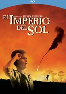 Empire Of The Sun - Spanish Blu-Ray cover (xs thumbnail)