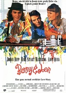 Benny And Joon - German Movie Poster (xs thumbnail)