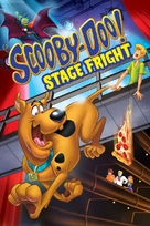 Scooby-Doo! Stage Fright - Movie Cover (xs thumbnail)