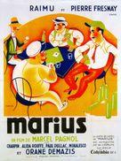 Marius - French Movie Poster (xs thumbnail)