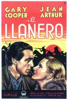 The Plainsman - Argentinian Movie Poster (xs thumbnail)