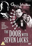 The Door with Seven Locks - British DVD movie cover (xs thumbnail)