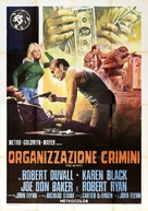 The Outfit - Italian Movie Poster (xs thumbnail)