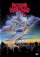 Return of the Living Dead Part II - DVD cover (xs thumbnail)