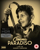 Nuovo cinema Paradiso - British Movie Cover (xs thumbnail)