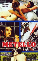 Metello - Spanish Movie Poster (xs thumbnail)