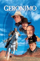 Geronimo: An American Legend - VHS cover (xs thumbnail)