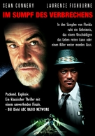 Just Cause - German Movie Cover (xs thumbnail)