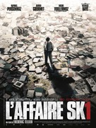 L'affaire SK1 - French Movie Poster (xs thumbnail)